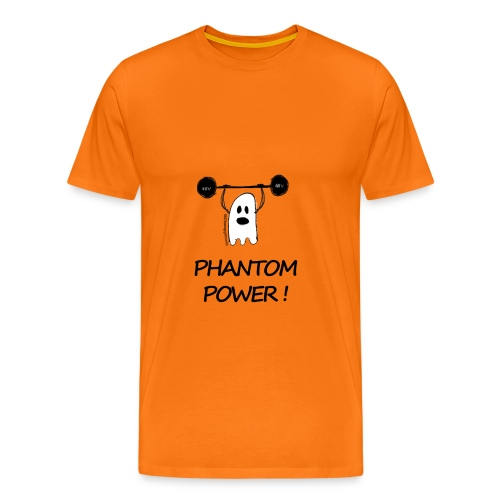 Phantom Power (Man) - T-shirt Premium Homme