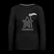 Langarmshirts ~ Frauen Premium Langarmshirt ~ Todesstern