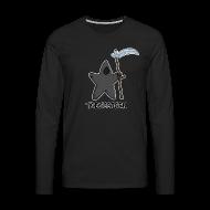 Langarmshirts ~ Männer Premium Langarmshirt ~ Todesstern