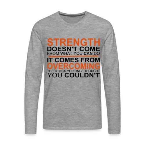 JoseDavidMartinsLTD - Mens Long Sleeve Shirt - Men's Premium Longsleeve Shirt