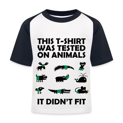 JoseDavidMartinsLTD - Kids T-Shirt - Kids' Baseball T-Shirt