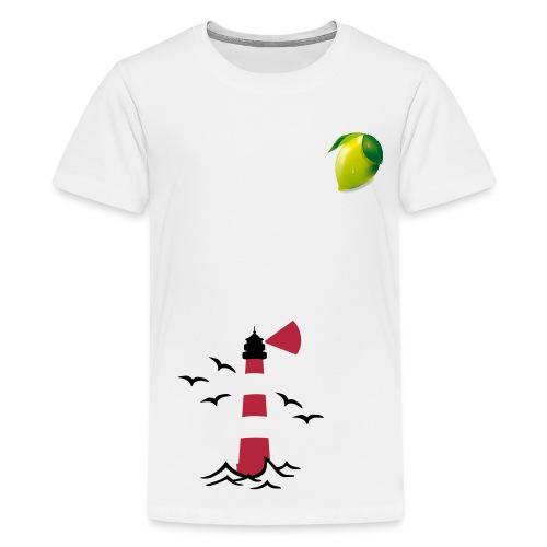 T-shirt Il vecchio faro - Maglietta Premium per ragazzi