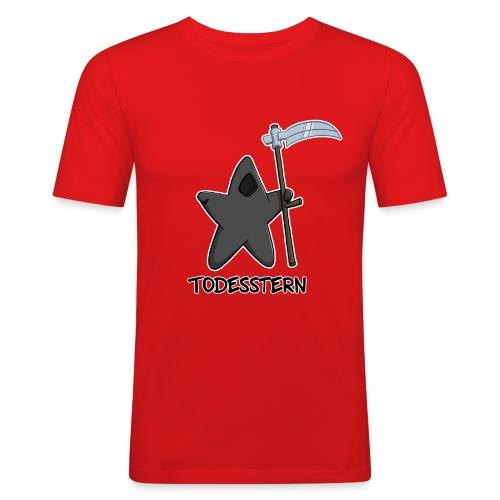 Todesstern - Männer Slim Fit T-Shirt