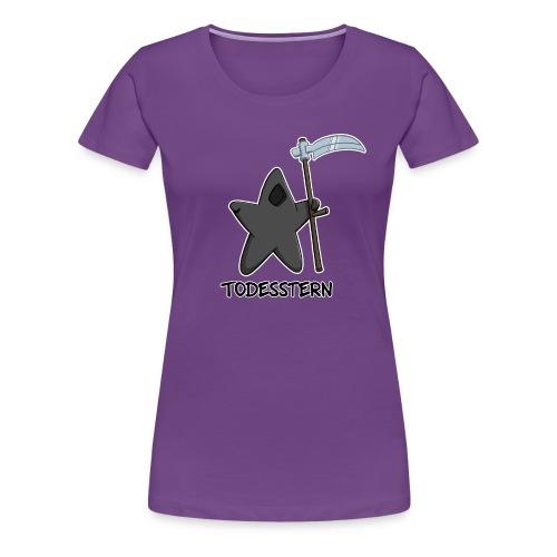 Todesstern - Frauen Premium T-Shirt