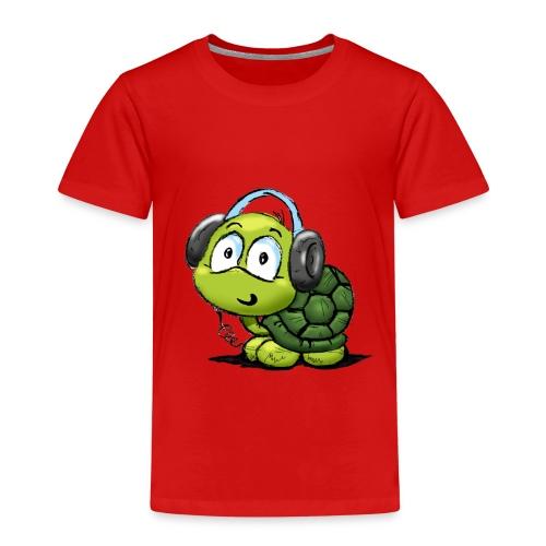 Kinder t-shirt Schildpad - Kinderen Premium T-shirt