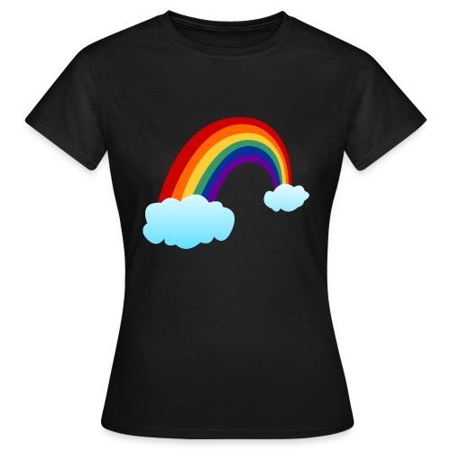 Rainbow - Vrouwen T-shirt