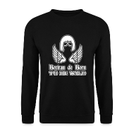 Sweat-shirts ~ Sweat-shirt Homme ~ Sweat Bertran de Born to be Wild