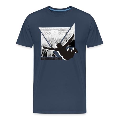 Bühnentaucher - Männer Premium T-Shirt