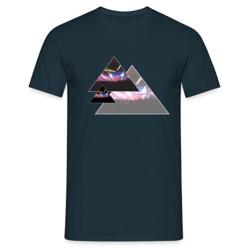 TriRock - Männer T-Shirt