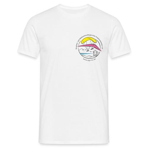 DGF-FN T-Shirt weiss Männer - Männer T-Shirt