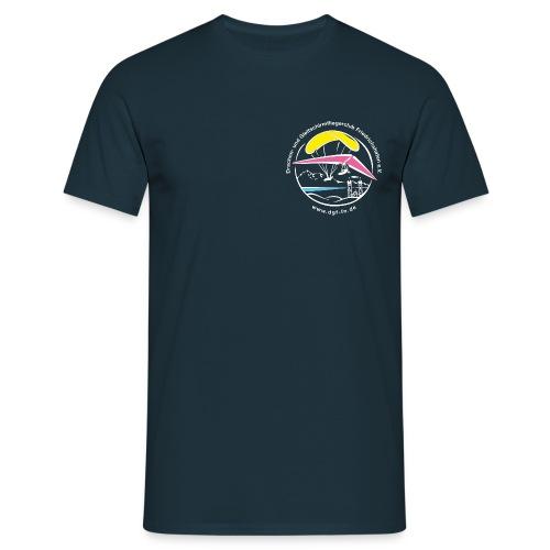 DGF-FN T-Shirt bunt Männer - Männer T-Shirt