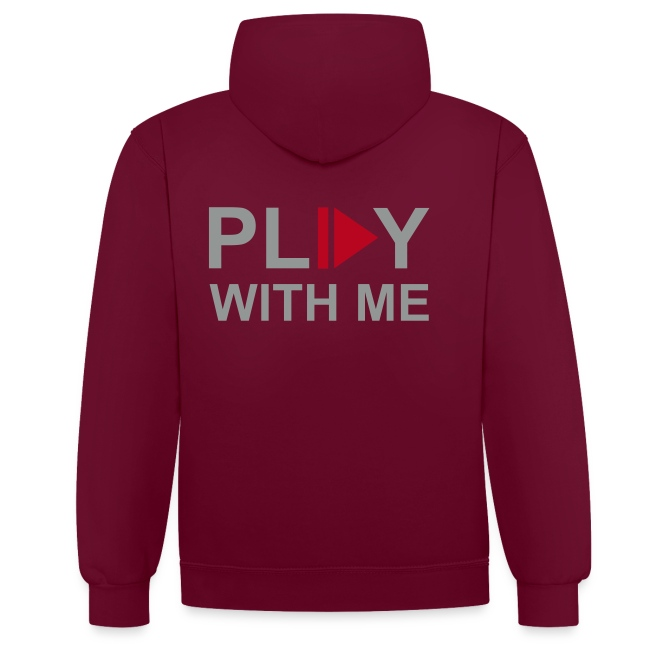 Hoodie - Play with Me