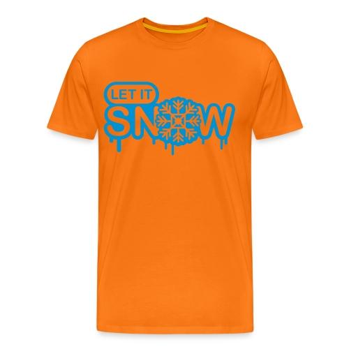 An aussie christmas  - Men's Premium T-Shirt