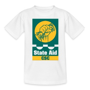 State Aid CSC - Kids' T-Shirt