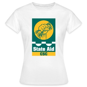 State Aid CSC - Women's T-Shirt