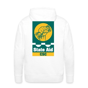 State Aid CSC - Men's Premium Hoodie