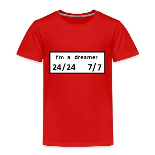 dreamer - Kinderen Premium T-shirt