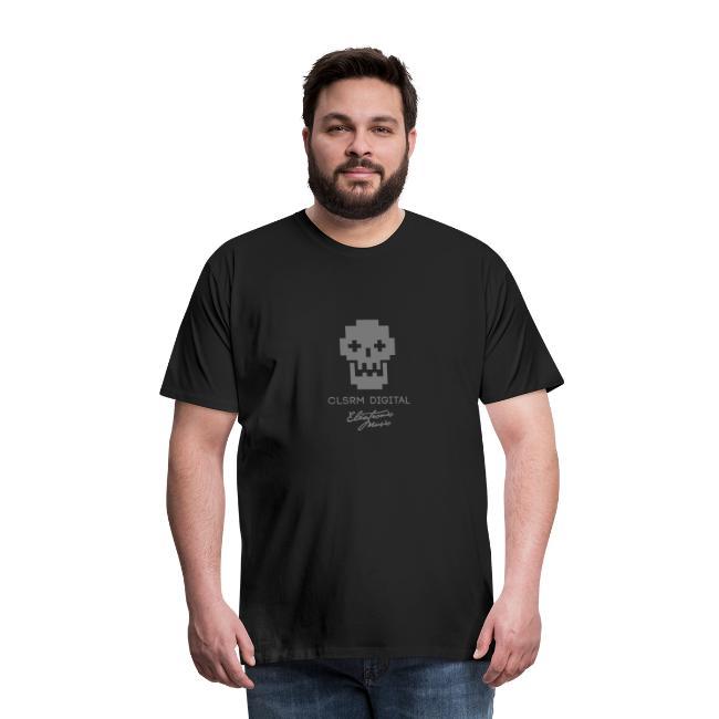 CLSRM Digital Skull 1