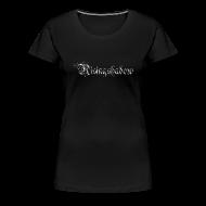 T-paidat ~ Naisten premium t-paita ~ Naisten nostalgia T-paita