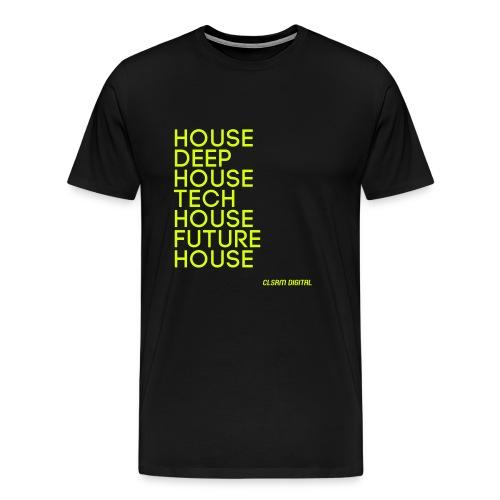CLSRM Digital Styles 1 - Männer Premium T-Shirt
