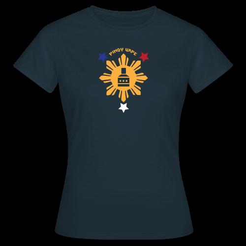 PINOY VAPE - T-shirt Femme