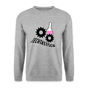 Techtastisch (Farbig) - Männer Pullover - Männer Pullover