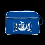 Väskor & ryggsäckar ~ Retroväska ~ HÄLSINGLAND