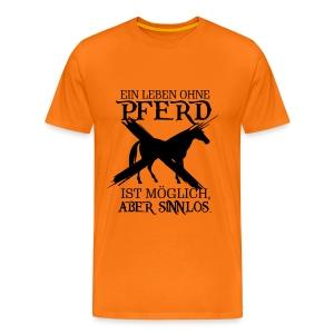 das ultimative Männer T-shirt! - Männer Premium T-Shirt