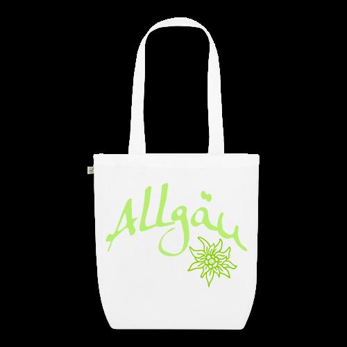 Allgäu Bio-Stofftasche - Bio-Stoffbeutel