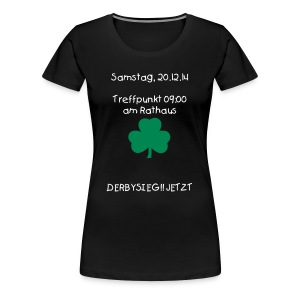 Shirt Derby Damen - Frauen Premium T-Shirt