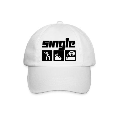 Basecap für Single - Baseballkappe