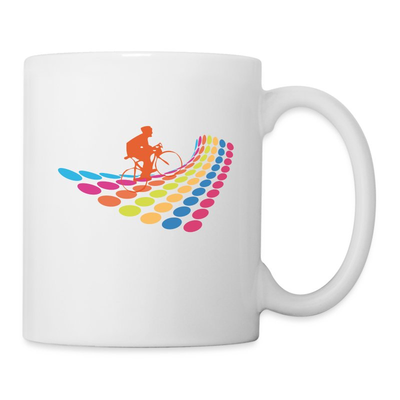 Cyclo couleurs - Tasse