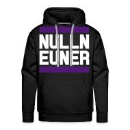 Pullover & Hoodies ~ Männer Premium Kapuzenpullover ~ Nullneuner RUNDMC Herren