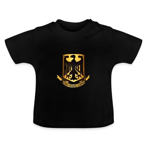 Sveriges snyggaste klubbmärke T-shirt i bebisstorlek  - Baby-T-shirt