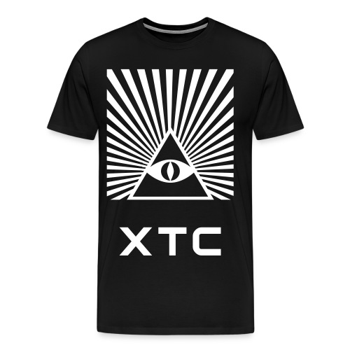 XTC Psychedelic - T-shirt Premium Homme