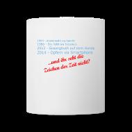 Tassen & Zubehör ~ Tasse ~ Zeichen-der-Zeit-Tasse
