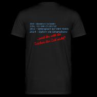 T-Shirts ~ Männer T-Shirt ~ Zeichen-der-Zeit-Shirt