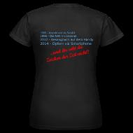 T-Shirts ~ Frauen T-Shirt ~ Zeichen-der-Zeit-Shirt