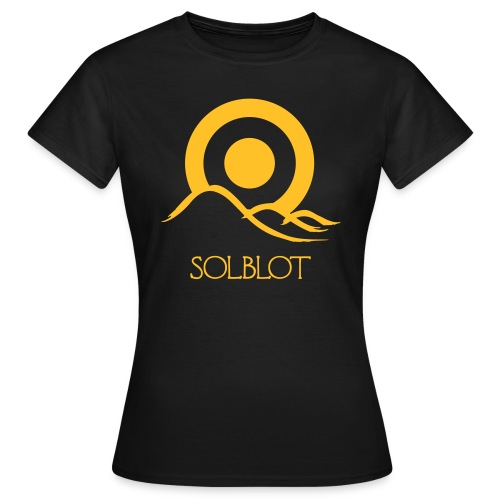 Sunrise T-shirt (F) - Women's T-Shirt
