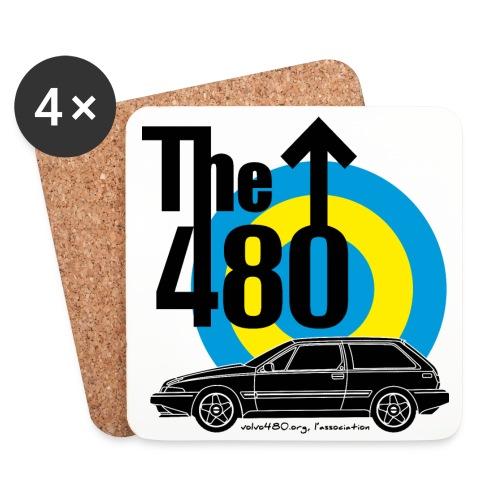 Sous-verre - The 480 - Dessous de verre (lot de 4)