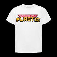 Shirts ~ Kids' T-Shirt ~ Kids - Multicoloured Vinyl Logo Print