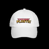 Caps & Hats ~ Baseball Cap ~ Multicoloured Vinyl Logo Hat