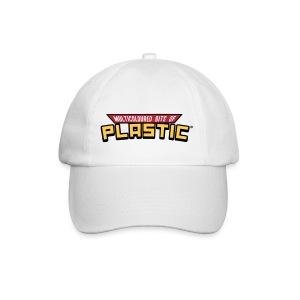 Multicoloured Vinyl Logo Hat - Baseball Cap