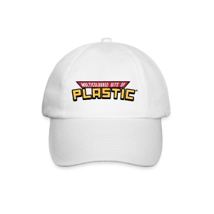 Multicoloured Vinyl Logo Hat - Baseball Cap