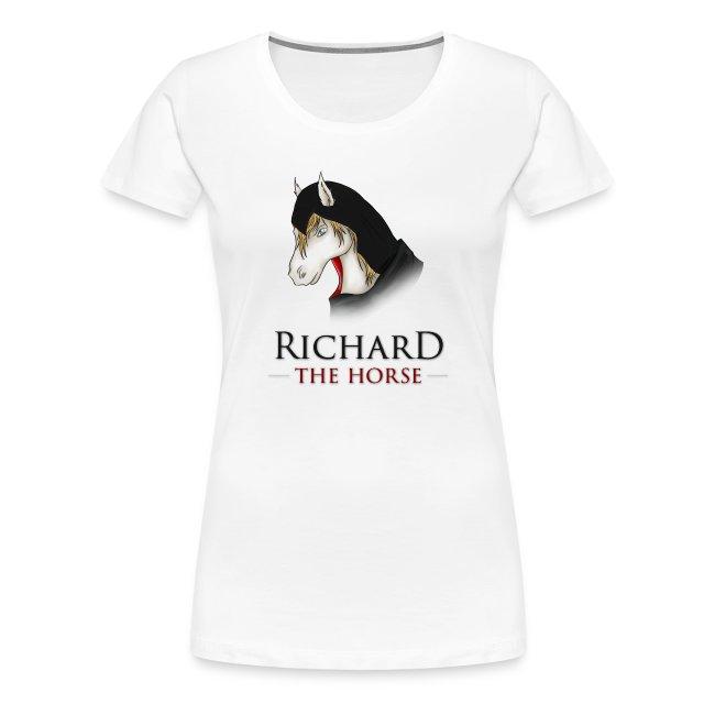 Female Richard The Horse Assassin Tee
