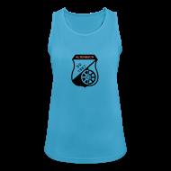 Sportbekleidung ~ Frauen Tank Top atmungsaktiv ~ SVA - Fitness Girl Top