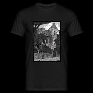 T-Shirts ~ Men's T-Shirt ~ Mysterious House (Men's)