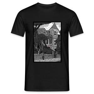 Mysterious House (Men's) - Men's T-Shirt