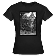 T-Shirts ~ Women's T-Shirt ~ Mysterious House (Women's)