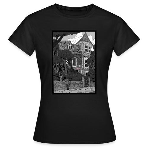 Mysterious House (Women's) - Women's T-Shirt